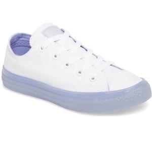 NIB Girls, sz 2, Converse All Star Sneakers